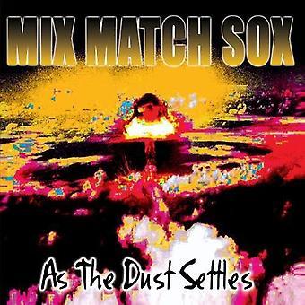 ほこり一段落 [CD] USA 輸入としてマッチ ソックス - をミックスします。