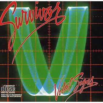 Survivor - import Vitalfunktionen [CD] USA
