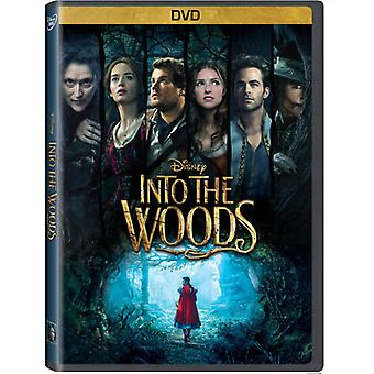 Het bos - Into the Woods [DVD] USA importeren