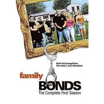 Familie obligationer [DVD] USA importerer