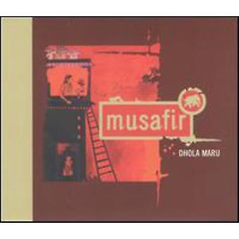 Musafir - Dhola Maru [CD] USA importerer