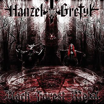 Hanzel Und Gretyl - Black Forest Metal [CD] USA import