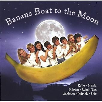 Banana Boat Kids - Banana Boat to the Moon [CD] USA import