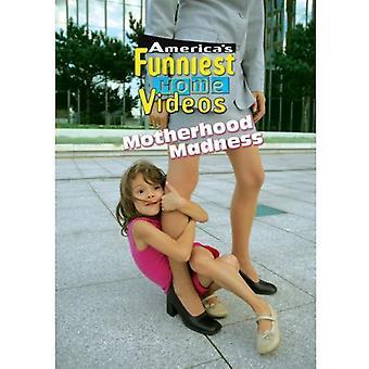Vídeos caseros más divertidos de América: importación de USA de maternidad locura [DVD]