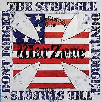 Warzone - Glem ikke den kamp så glem gader [Vinyl] USA importerer