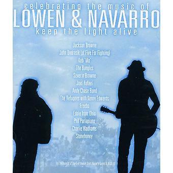Browne/John Ondrasik (på fem for kamp) / Keb' M - holde lys levende [CD] USA importerer