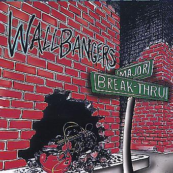 Terry Wall & the Wallbangers - Major Break-Thru [CD] USA import