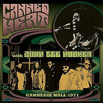 Canned Heat med John Lee Hooker - Carnegie Hall 1971 [CD] USA import