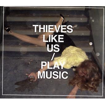 Tyve kan lide os - spille musik [CD] USA importerer