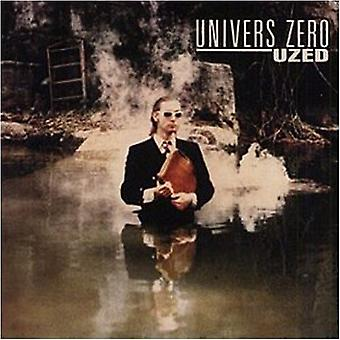 Univers Zero - Uzed [CD] USA import