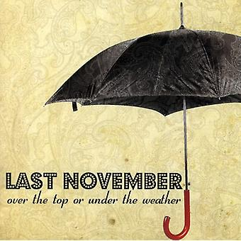Last November - Over the Top & Under the Water [CD] USA import