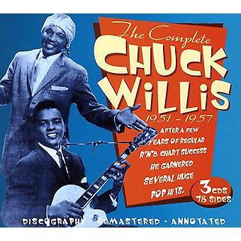 Chuck Willis - Complete Chuck Willis 1951-1957 [CD] USA import