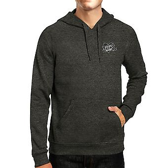 Going To Be Daddy Unisex Dark Grey Baby Announcement Hoodie For Him