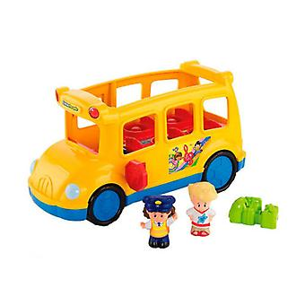 Fisher-Price Bus lilting Little People (Toys , Preschool , Vehicles)