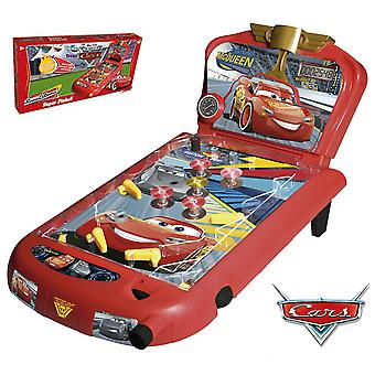 IMC Toys Cars 3 Super Pinball Luces Y Sonido 60X28 (Outdoor , Sport)