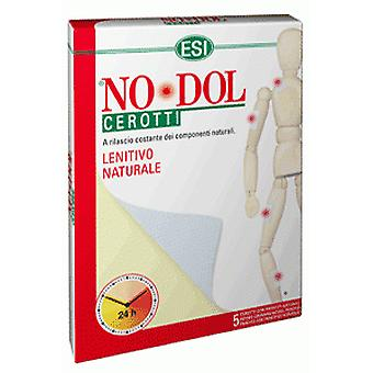 Trepatdiet No - Dol Patches Box 5 Units