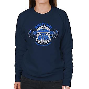 Mighty Blue Gym The Tick Women's Sweatshirt