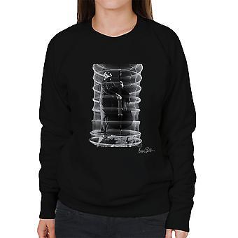 Danny Thompson was auch immer als nächstes decken Damen Sweatshirt