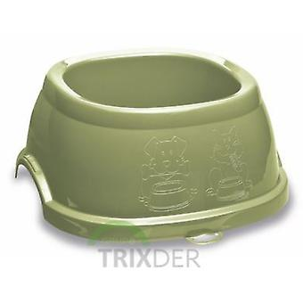 Trixie Plastic feeder Heavy, Color Assorted