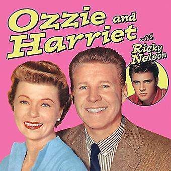 Ozzie & Harriet / Nelson, Ricky - Ozzie & Harriet med Ricky Nelson [CD] USA import