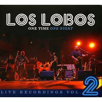 Los Lobos - én gang en nat: Live optagelser 2 [CD] USA import