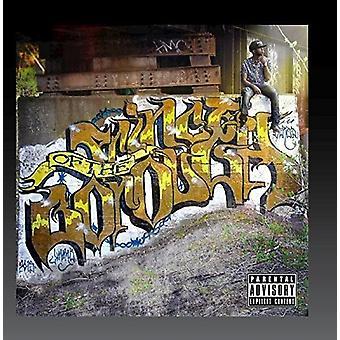 Jimmy B - Prince of 'Borough: Ch. 1 - Brickz [CD] USA import