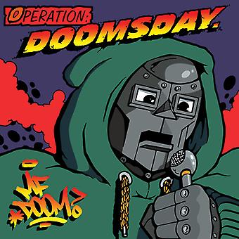 MF Doom - Operation: Dommedag [CD] USA import
