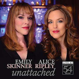 Skinner, Emily / Ripley, Alice - løstliggende - Live på Feinstein's / 54 nedenfor [CD] USA import