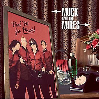 Muck & Mires - Dial M for ænder [CD] USA importerer