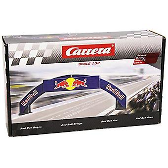 Carrera Buildings: Bridge  Red Bull  (Toys , Vehicles And Tracks , Slot , Accesories)
