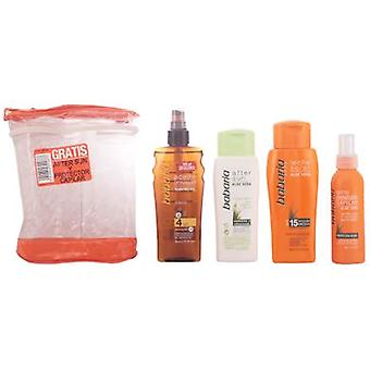 Babaria Solar Kit Pack + 4 Pieces (Beauty , Sun protection , Sunscreens)