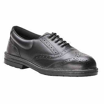 Portwest - Steelite Executive Workwear Safety Brogue Shoe S1P