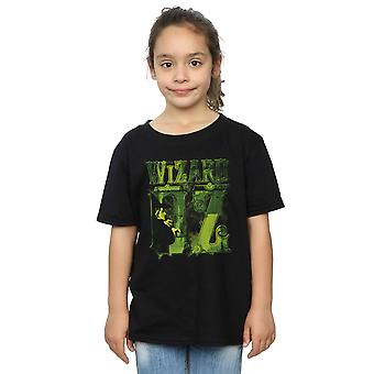 Wizard of Oz Girls Wicked Witch Logo T-Shirt