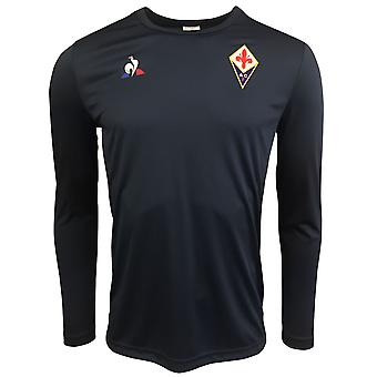 2017-2018 Fiorentina LS Training Tee (Dress Blues)