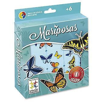 Smart Games Butterflies (Toys , Boardgames , Logic And Ingenuity)