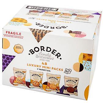 Border Family Biscuits 48 Luxury Mini Packs
