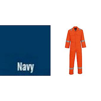 Portwest Mens Bizweld Iona Work Overall/Coverall