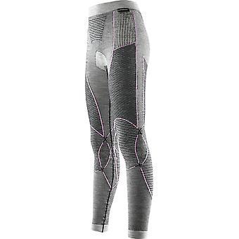 Apani damer funktionelle bukser Merino Fastflow lange grå - I100468-B343