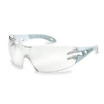 Uvex 9192-881 Pheos Silver Mirror Supravision HC-AF Safety Spectacles