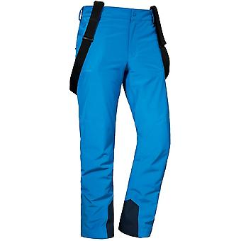 Schoffel Bern Pants - Director Blue