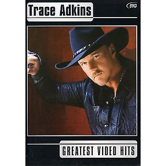 Trace Adkins - Greatest Video Hits [DVD] USA import