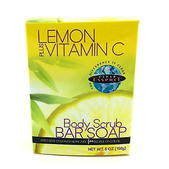 Clear Essence Lemon Plus Vitamin C Body Soap 150g