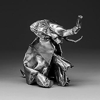 Jlin - sort Origami [CD] USA import