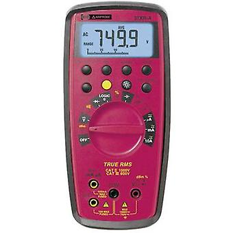 Handheld multimeter Digital Beha Amprobe 37XR-A-D Calibrated to: Manufacturer's standards (no certificate) CAT II 1000