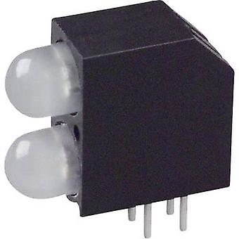LED component Green, Red (L x W x H) 16.2 x 14.54 x 6 mm Dialig