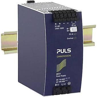 Rail mounted PSU (DIN) PULS DIMENSION 48 Vdc 5 A 240 W 1 x