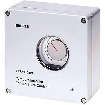 Indoor thermostat Surface-mount -20 up to 35 °C Eberle