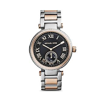 Michael Kors Ladies Rose Gold Watch MK5957