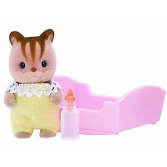 Sylvanian Families noce scoiattolo bambino
