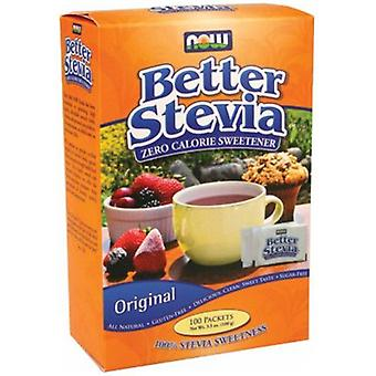 Now Foods Better Stevia Original 100 Packets (Diet , Sweeteners)